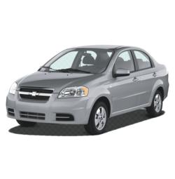 Chevrolet Aveo 2002 - 2011