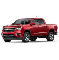 Chevrolet Colorado 2012 - Present