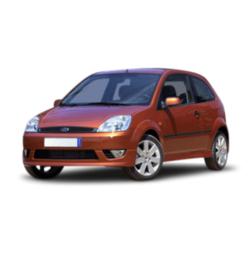 Ford Fiesta Hatchback 2003 - 2008 (WP, WQ)