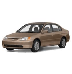 Honda Civic 2001 - 2005