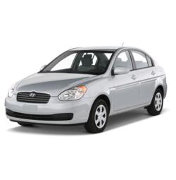 Hyundai Accent 2006 - 2011 (MC)