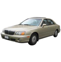 Hyundai Grandeur 2000 - 2011