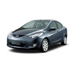Mazda 2 Sedan 2007 - 2014