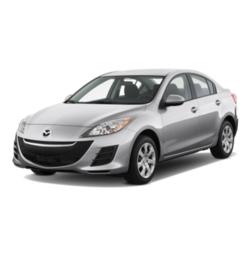 Mazda 3 Sedan 2009 - 2013