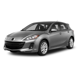 Mazda 3 Hatchback 2009 - 2013