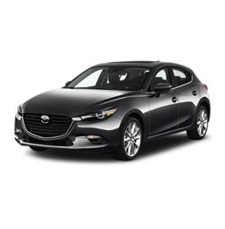 Mazda 3 Hatchback 2013 - 2018