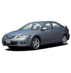 Mazda 6 Sedan 2004 - 2008