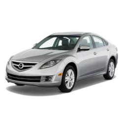 Mazda 6 Sedan 2009 - 2014