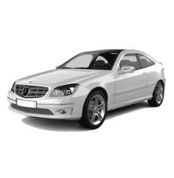 Mercedes-Benz CLC Class 2008 - 2012 (CL203)