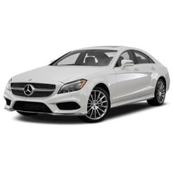 Mercedes-Benz CLS Class 2015 - 2017 (C218 FACELIFT)