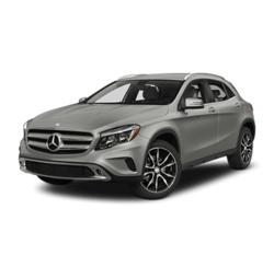 Mercedes-Benz GLA Class 2013 - 2015 (X156)