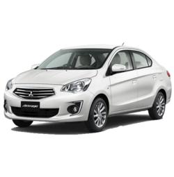 Mitsubishi Attrage 2012 - Present