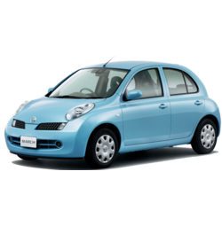 Nissan March / Micra 2002 - 2010