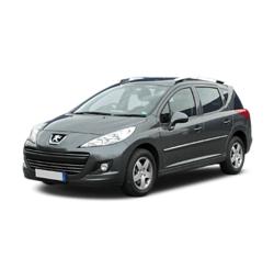 Peugeot 207 Wagon 2007 - 2012 (A7)