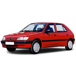 Peugeot 306 Hatchback 1994 - 1999 (N3, N5)