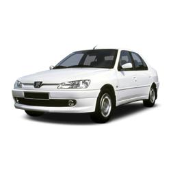 Peugeot 306 Sedan 1995 - 2001 (N3, N5)
