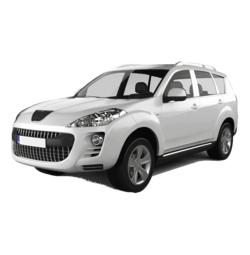 Peugeot 4007 2007 - 2012