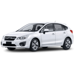 Subaru Impreza Hatchback 2012 - 2016