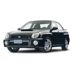 Subaru Impreza WRX Sedan 2000 - 2004