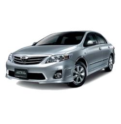 Toyota Altis 2008 - 2013