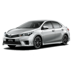 Toyota Altis 2014 – Present