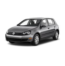 Volkswagen Golf 2009 - 2012 (Mk6)