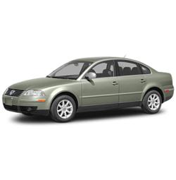 Volkswagen Passat 2002 - 2005 (B5 FACELIFT)