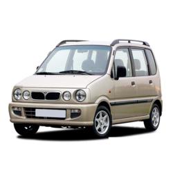 Perodua Kenari 2000 - 2007