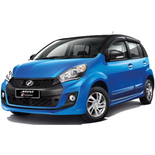 Perodua MyVi 2012 - 2017